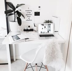 inspiration, white, and room image