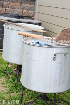 Crawfish Boil Birthday Party Ideas-5