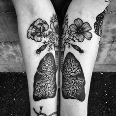 Flourishing Lungs Tat