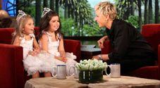 Ellen with Sophia Grace & Rosie, Brilliant!!