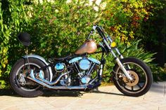 Bobber, Motorcycle, Vehicles, Rolling Stock, Motorcycles, Motorbikes, Vehicle