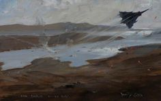 'San Carlos', 21–24 May 1982  Charles David Cobb (1921–2014)  Fleet Air Arm Museum