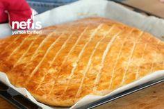 Peynirli Katmer Börek (Çıtır Çıtır Nefis Tat) (videolu) - Nefis Yemek Tarifleri