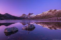 Pierre Destribats - Cradle Mountain NP