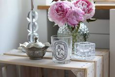 Blogger Home Decor for Dummies: The Diptyque Baies Candle {Featured 10/18/13 at www.useyourwordslittlegirl.com}