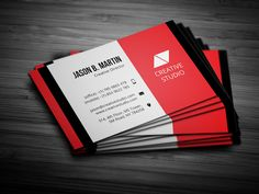 40 creative real estate and construction business cards designs creative red business card malvernweather Images