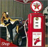 Reproduction Gas Pumps