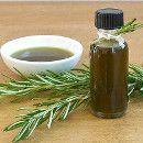 aceite o crema de romero- Ingredientes: romero aceite de almendras, rosa mosqueta, olivo o argán