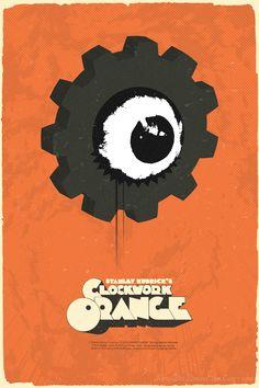 A Clockwork Orange by KemalDis.deviantart.com on @DeviantArt