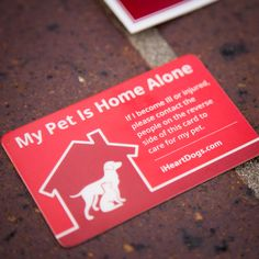 Have you ever considered what would happen if you became injured away from your home? How would rescue workers or hospital staff know that you have pets alone at home? How would they notify a friend or family member to …