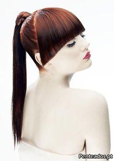 Red Hair Week - Semana dos Cabelos Ruivos - http://www.penteados.pt/cabelos-ruivos.html