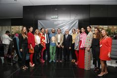 En la inauguración hemos tenido el placer de contar con Tristán Ramirez de Ruiz de la Prada #AFW