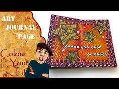Art Journal| Still got Luck in Stock - YouTube