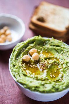 Hummus v jeho špenátové podobě si zamilujete!; Jakub Jurdič