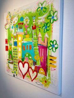 ART by www.kerstin-leicher.com Exhibitions, Frame, Home Decor, Wall Design, Picture Frame, Decoration Home, Room Decor, Frames, Home Interior Design