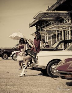 """What a wonderfull day during the  """"Circuit des Remparts"""" historic car race !"""