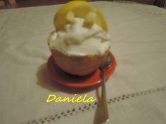 gelato limone e zenzero