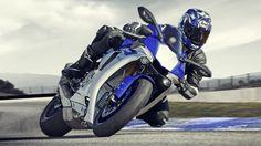 La nueva Yamaha YZF-R1 2015 en imágenes.