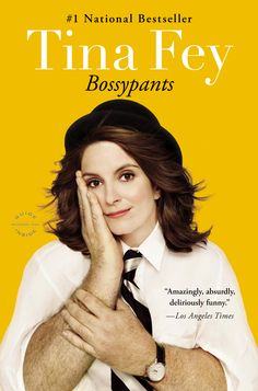 """I was ten. I had noticed something was weird earlier in the day, but I knew from commercials that one's menstrual period was a blue liquid that you poured like laundry detergent onto maxi pads to test their absorbency. This wasn't blue, so...I ignored it for a few hours.""   ― Tina Fey, Bossypants"