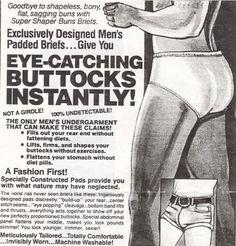 Eye-Catching Buttocks!