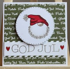 Gummiapan : Lots of Christmas Cards