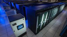 NASA's Pleiades Supercomputer.