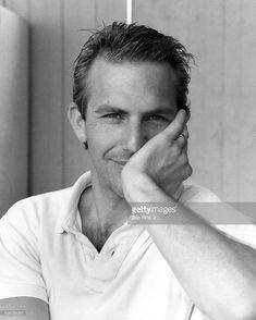 Actor Kevin Costner is starring in the upcoming movie 'Bull Durham'... Fotografía de noticias   Getty Images