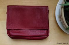 Your place to buy and sell all things handmade Leather Clutch, Leather Purses, Clutch Bag, Leather Handbags, Structured Bag, Thick Leather, Evening Bags, Cosmetic Bag, Wallet