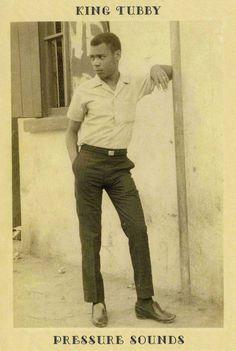 Legendary Dub Reggae producer King Tubby