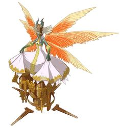 Revenant Wings Ultima Esper
