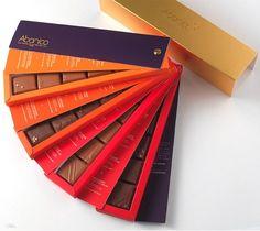 Fan chocolate packaging