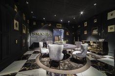 Progetto di EXHIBIT DESIGN per SMANIA Salone Internazionale del Mobile 2014 ©VISUALDISPLAY Visual Marketing Advisor - Photo Ettore Franceschi