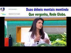 Doutor Lair Ribeiro X Maria Silvia Lavrador Rede Globo Faz Anúncio de Veneno - YouTube