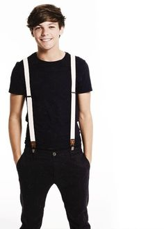 I miss the suspenders ;(