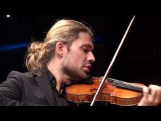 David Garrett & Julien Quentin - W.A. Mozart. So talented! You can see the joy he feels when he plays.