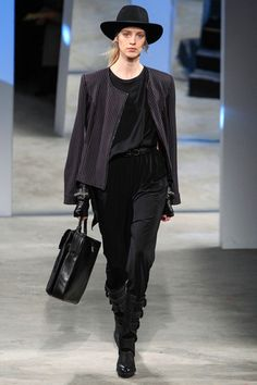 Kenneth Cole Collection Fall 2014 Ready-to-Wear Collection Slideshow on Style.com