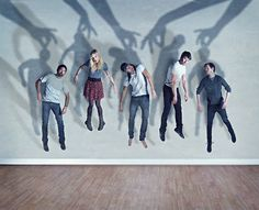 Walk Off The Earth | band promo / press photo by Shawn Van Daele | Renaissance Studios, via Flickr