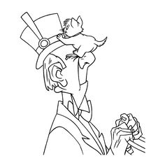 Lygwela Coloring Page Aristocats Find This Pin And More