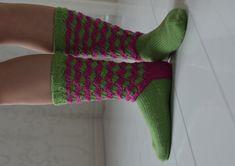 Kiivi-mansikka sukat