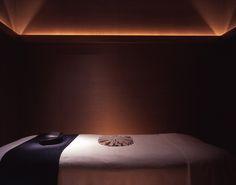 TONERICO:INC., room, light, Spa Interior, Salon Interior Design, Spa Treatment Room, Spa Treatments, Spa Rooms, Spa Design, Massage Room, Wellness Spa, Bathroom Spa
