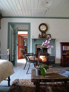 Irish Cottage INTERIORS | Love Irish country interiors? Have you seen our Croaghacullion cottage ...