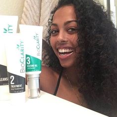 Vibrant and glowing #BioClarityClear smiles from @naleia3 ✨We're obsessed 😍