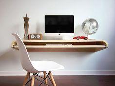 Smart Minimal Home Office