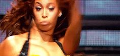 You crazy girl, Beyoncé