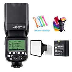 Godox V860II-S HSS GN60 2.4G TTL Li-on Battery Camera Fla... https://www.amazon.com/dp/B01FD4DNME/ref=cm_sw_r_pi_dp_U_x_xgEmAbMV5Y3Y7
