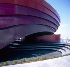 Arch2o Design Museum Holon Ron Arad Architects