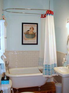 Retro Bathroom
