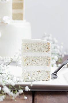 How to Make a Vegan Vanilla Wedding Cake | The Vegan 8