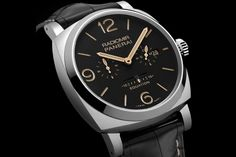 Officine Panerai Radiomir 1940 Equation of Time 8 Days Acciaio Limited 2015 PAM00516