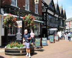 Nantwich, England. Great Places, Places Ive Been, South Manchester, British Countryside, Beer Garden, Great British, North West, Wales, Abandoned